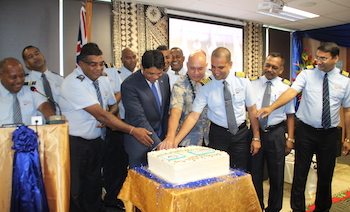 Attorney-General Officiates FRCA International Customs Day 2016